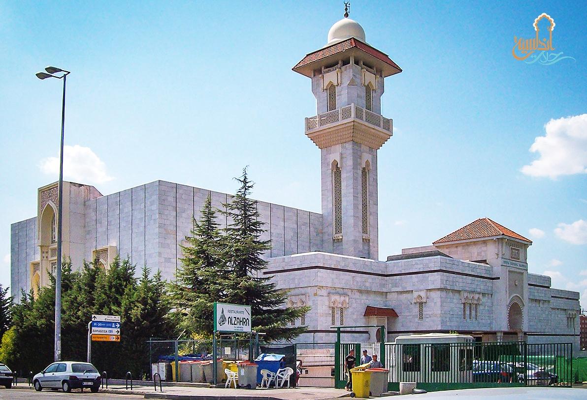 مسجد m30 من الخارج