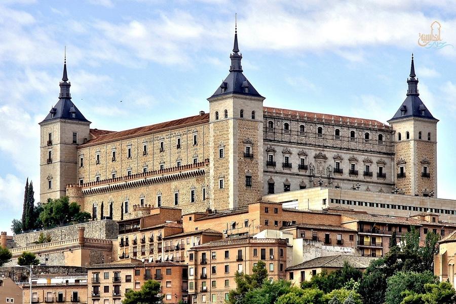 الكازار طليطلة Alcázar de Toledo