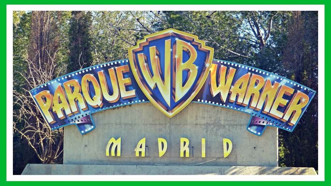 ملاهي ورنر بروس مدريد (Warner Bros Park)