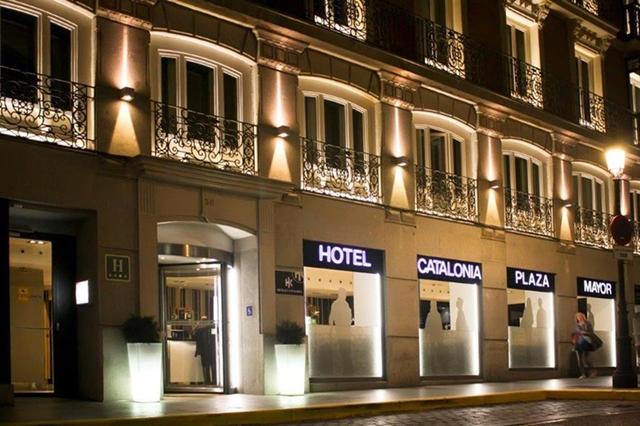 hotel palaza mayor فندق
